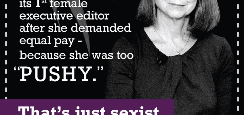 Who is Jill Abramson??