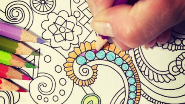 Color Me to Discovery–My Experience with an Adult Coloring Book